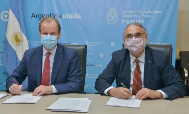 Entre Ríos recibirá 80 millones de pesos para potenciar al sector lácteo, la industria avícola y mejorar caminos rurales