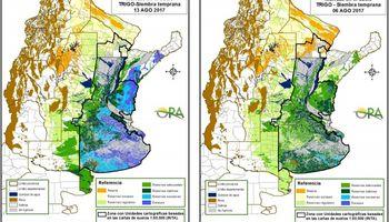 Zonas afectadas acapararon las lluvias más importantes