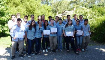 Nuevas graduaciones de alumnos del Centro Pescar-Dow