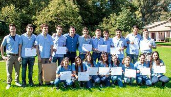Jóvenes comprometidos se capacitan con el apoyo de Dow AgroSciences y Fundación Pescar