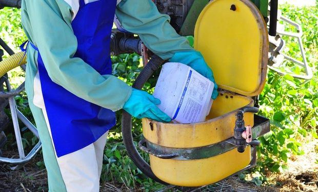 Buenas prácticas agrícolas: cómo realizar un correcto lavado de envases de fitosanitarios