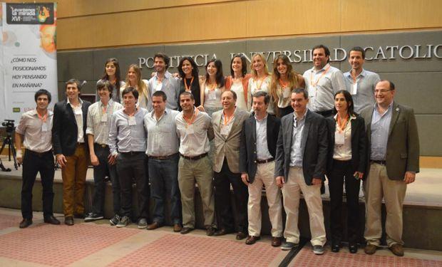 Equipo Globaltecnos, organizador del 16° Seminario de Comercialización de Granos.