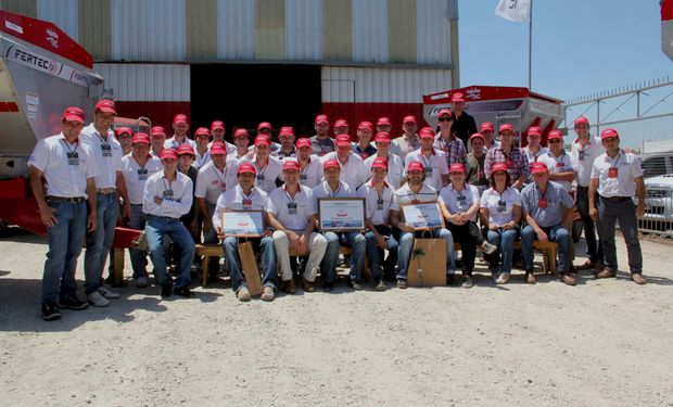 Las II Jornadas de Capacitación 2014 se desarrollaron en la planta fabril de FERTEC S.R.L