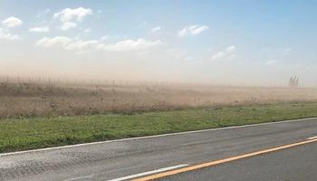Alertan por erosión en campos del sudoeste bonaerense