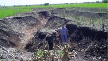 Presentan software para estimar pérdidas por erosión hídrica