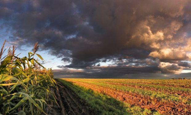 """""""La Niña"""" intenta avanzar, pero la acción residual de """"El Niño"""" se lo impide."""