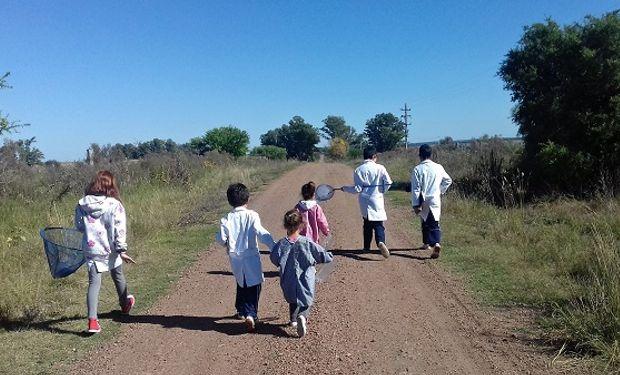 La realidad de las escuelas rurales en medio de la pandemia.