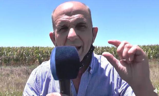 """""""El Gobierno pidió un pequeñito esfuerzo"""": un intendente bonaerense arremetió contra el paro de la Mesa de Enlace"""