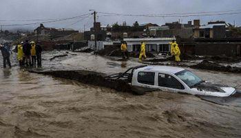 Estado de emergencia en Comodoro Rivadavia: hay más de 1600 evacuados