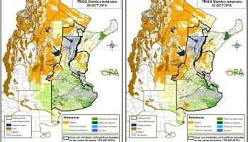 ¿Cómo siguen las reservas de humedad?