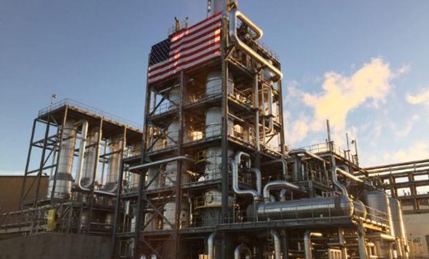 Estados Unidos aumenta la meta de uso biocombustibles en 2017.