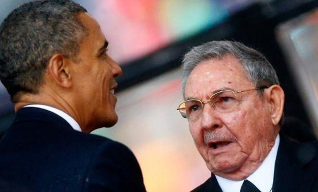 """""""Estos 50 años han demostrado que el aislamiento no ha funcionado. Es hora de probar un nuevo enfoque"""", afirmaba desde Washington Obama"""