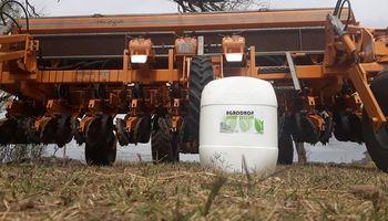"""Drop System: el sistema de producción que promete """"revolucionar a la agricultura mundial"""""""