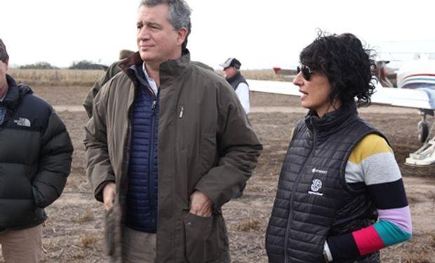 Etchevehere aseguró que en AgroActiva se puede ver el potencial y el talento que se aplica en la agricultura argentina.