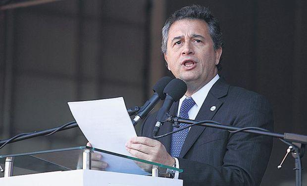 Ministro de Agroindustria, Luis Miguel Etchevehere.
