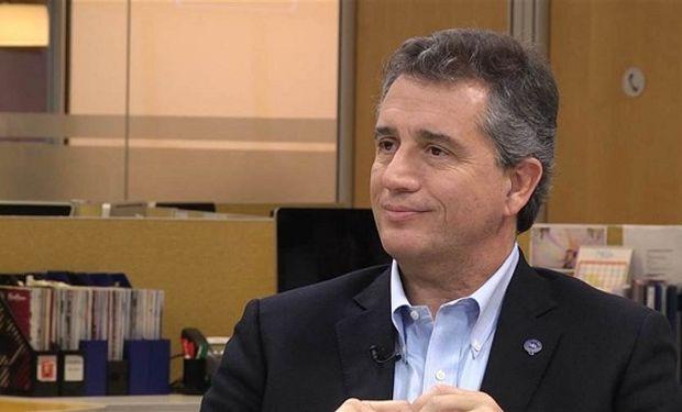 Luis Miguel Etchevehere, Ministro de Agroindustria.