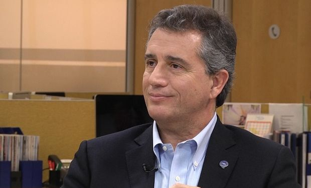 Luis Etchevehere, secretario de Agroindustria.