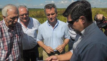 Riego con energía solar: realizan ensayos por primera vez en Argentina