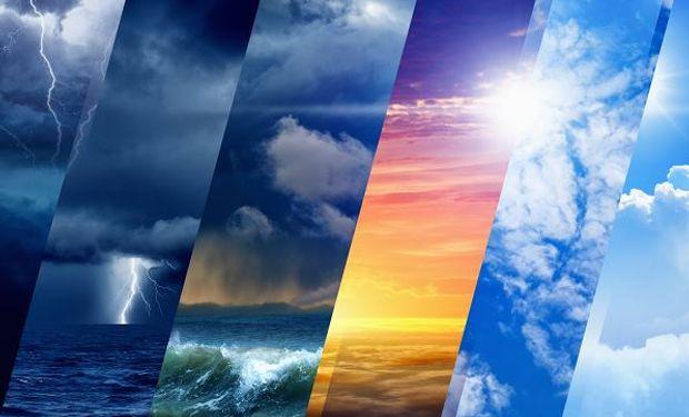 2019: los datos indican que estuvo 0,3 °C por encima del promedio de temperaturas de 1981 a 2010.