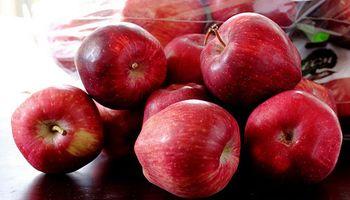 Caen 65 % las exportaciones de manzanas hacia Brasil