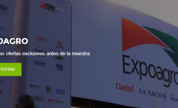 Anticipate a Expoagro a través de Agrofy.