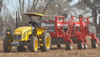 Tractores en Expoagro 2014: la precisión marca tendencia