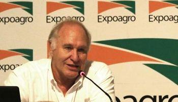 Victor Tonelli se mostró optimista en Expoagro 2014