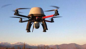 Drones: productores mirarán hacia el cielo en Expoagro 2015
