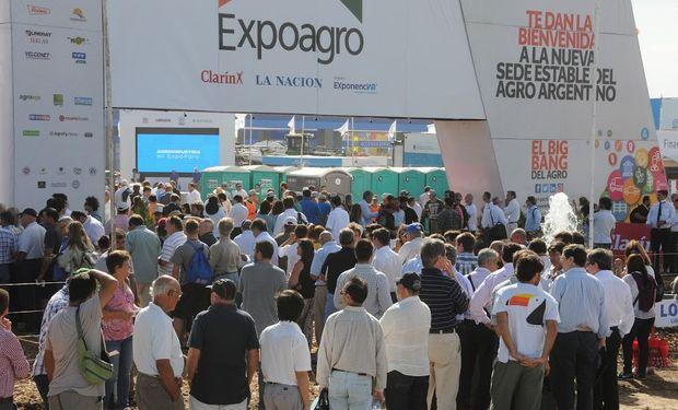 Finalizó Expoagro 2017 en San Nicolás.