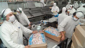 El Gobierno señaló que se exportó un 10,4% más de alimentos y bebidas