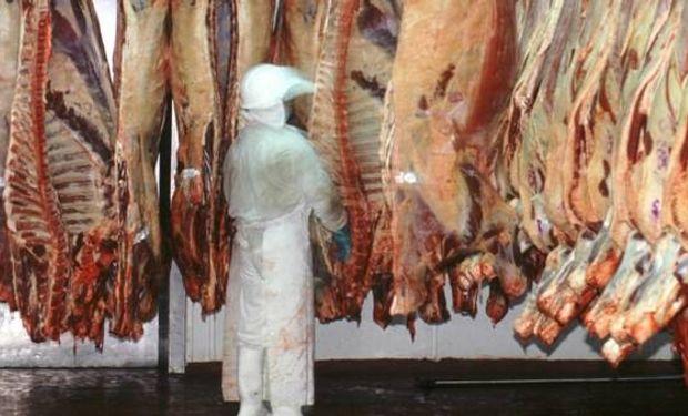 Carne: buscan que crezca el comercio.