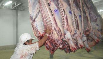 Carne bovina: Argentina afuera del ranking de exportadoras