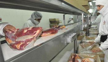 Exportación de carne sería en 2016 la mayor en siete años
