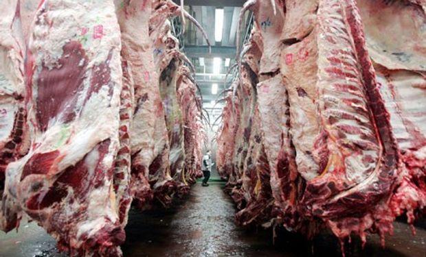 La baja se concentró en las carnes enfriadas no Hilton y congeladas.
