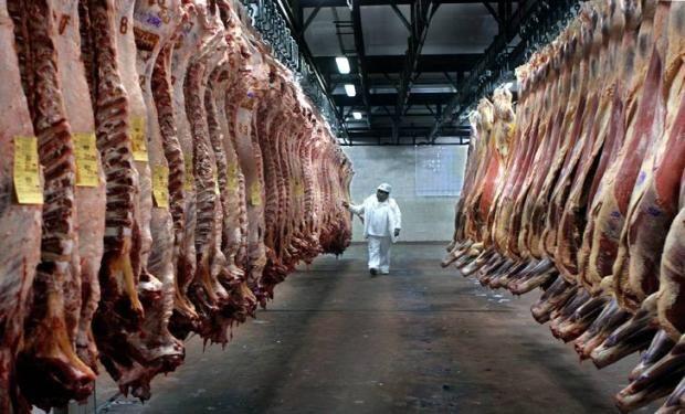 La industria frigorífica se encuentra deprimida desde fines de 2009, tras un proceso de liquidación del stock bovino que duró tres años.