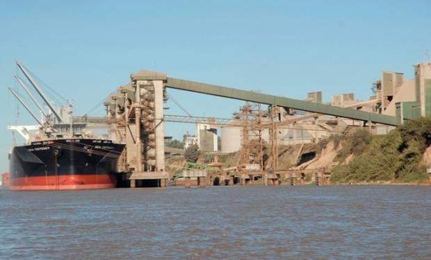 Entre enero y junio últimos se certificaron exportaciones de 34,8 millones de toneladas de cereales, oleaginosas y subproductos.