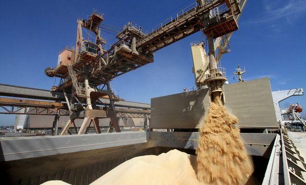 La liquidación de divisas está vinculada con la compra de granos que luego serán exportados.