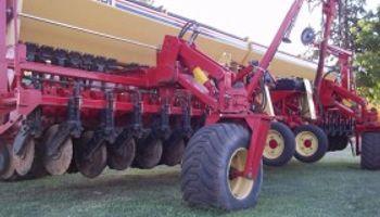 Crecieron las exportaciones argentinas de sembradoras
