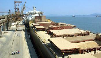 Brasil inició los embarques de soja nueva