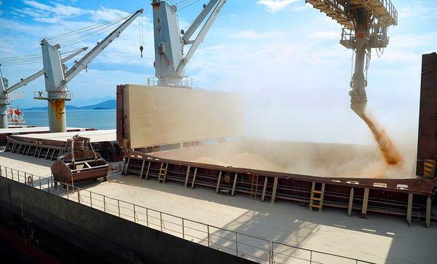 La entidad elevó en un millón de toneladas su previsión para la molienda de soja.
