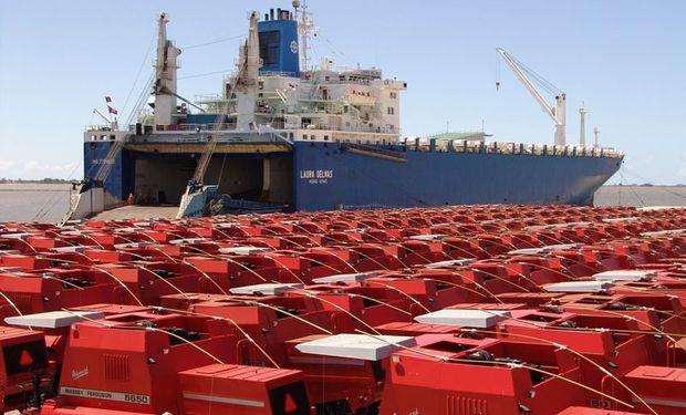 Las exportaciones diarias cayeron, en promedio, 19,1% durante la primera semana del mes, en comparación con noviembre de 2013.
