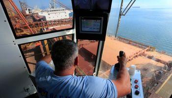 Maíz: exportaciones récord a Brasil