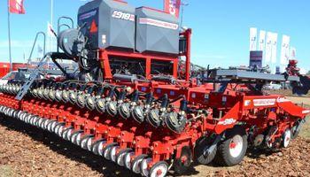 Rusia se consolida como el principal cliente de sembradoras argentinas