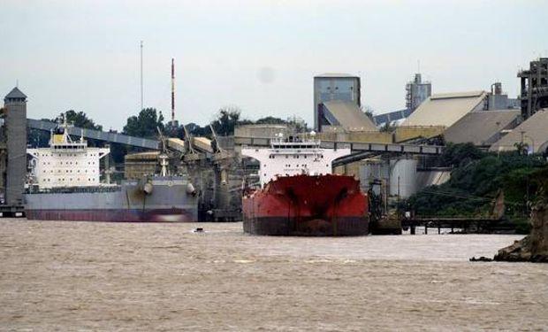 Exportaciones de soja y de harina de soja representan cerca del 20% del total de ventas al exterior.
