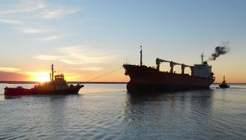 Exportación de granos fue récord en 2016 desde el puerto de Bahía Blanca