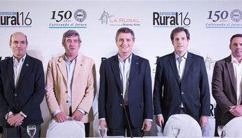"""""""Estamos frente a una Exposición Rural inolvidable"""""""