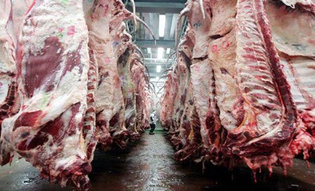 Mejora en el tipo de cambio neto para la carne supera el 55%.