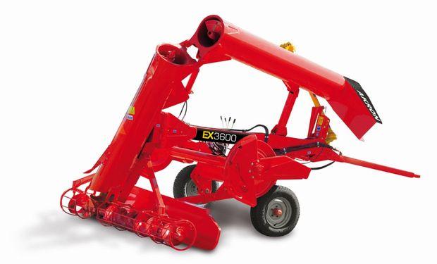 Extractora Akron EX3600.