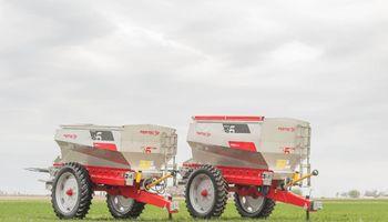 Una empresa de Marcos Juárez mantiene su liderazgo en ventas de fertilizadoras