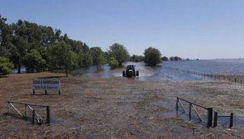 Testimonios de la crisis hídrica sobre el norte de Santa Fe